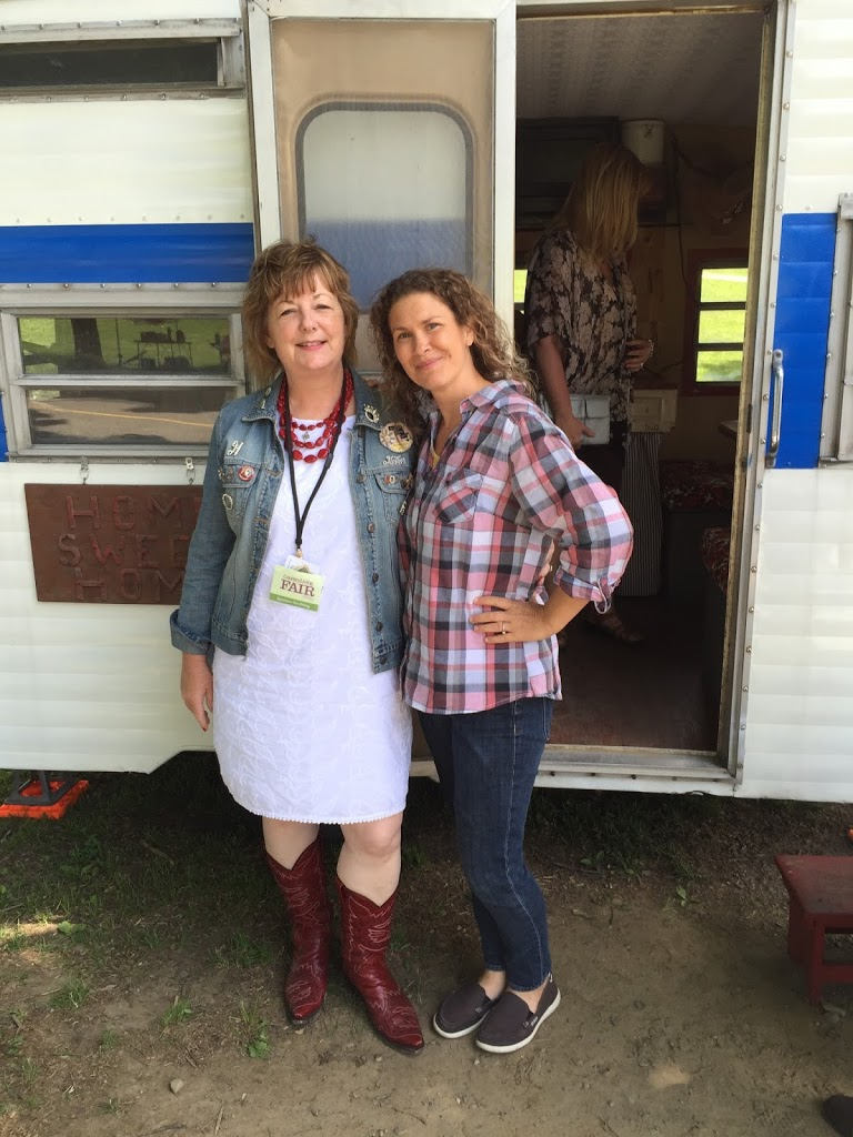 My Podcast producer Stephanie Puglisi and I are heading to the RVIA National RV trade show