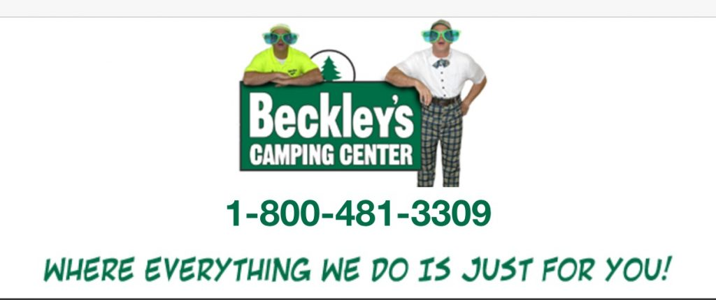 """Beckley's Camping Center in Thurmont, Md is home base for Camper College on August 12, 2016 at 5PM. Something tells me that this is going to be even more fun than normal! """" Krazy Kelly"""" was on board to host the Girl Campers."""