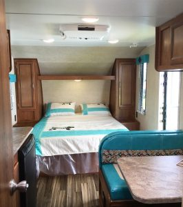 The newest member of the Scotty family debuted at the Hershey RV show in September.