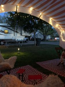Petite Podcast Lady Bird Johnson Rv Park And Honeycomb Campground Reveiws Girl Camper