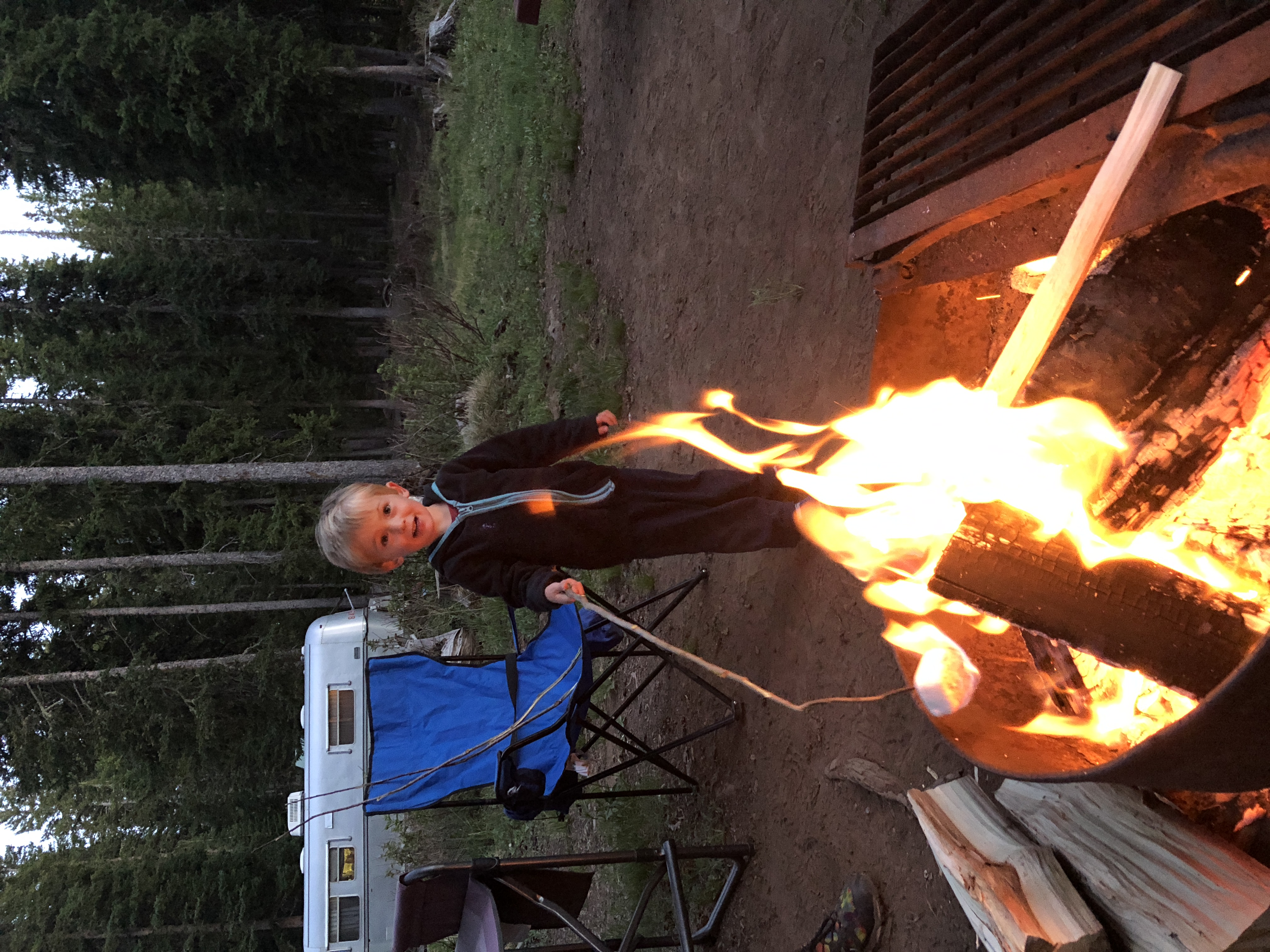 The Seven Leave No Trace Principles with Camp Host Gail Bable