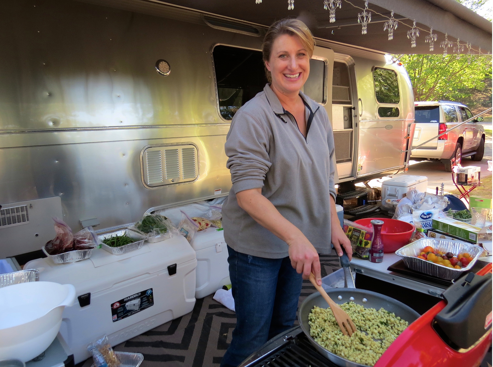 Episode 148: Kate Dunbar – Campground Gourmet Cookbook Debut