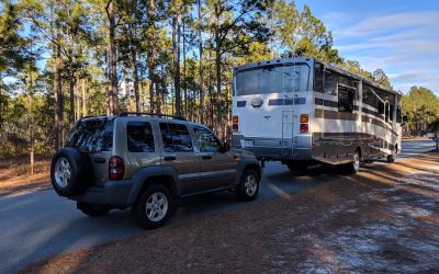 Episode 163: Spring RV Projects with Mark Polk