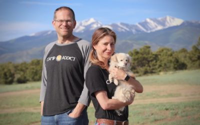 Episode 181: Camp Addict Co Founders Talk Full Timing
