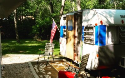 Breathing New Life Into an Old Camper