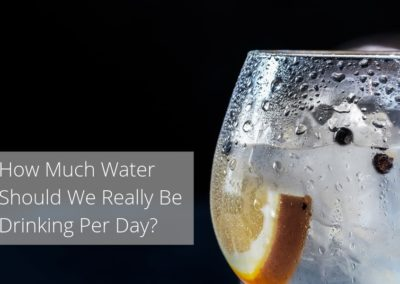 How Much Water Should We Really Be Drinking Per Day?