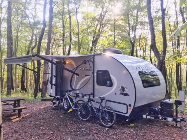 Introducing the 2020 r-pod 196…Girl Camper Style!