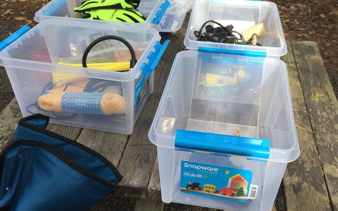 Big Ideas For Little Camper Storage