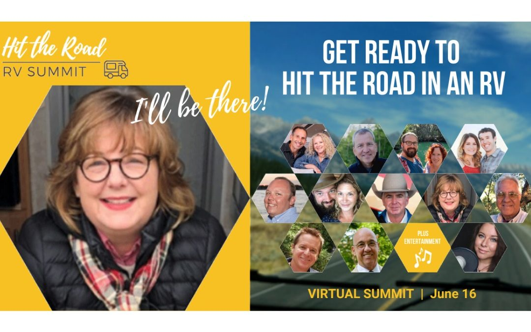 Hit the Road RV Summit with Marc and Julie Bennett – Episode 217