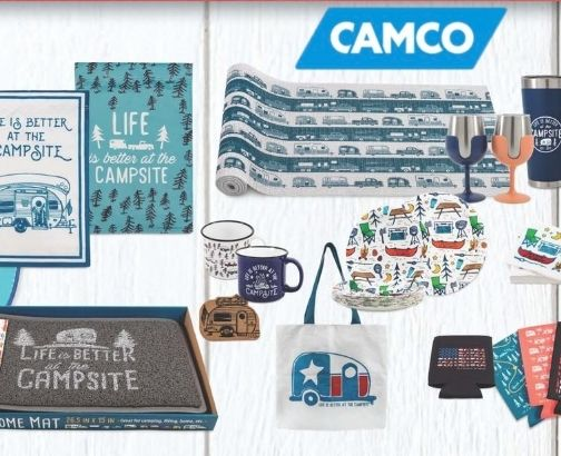 Camco - Girl Camper Partner
