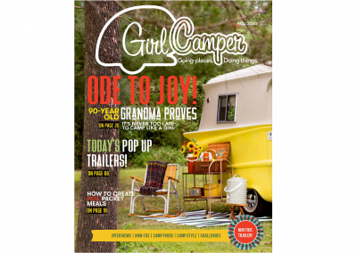 Girl Camper Magazine Launches Fall 2020 Issue!