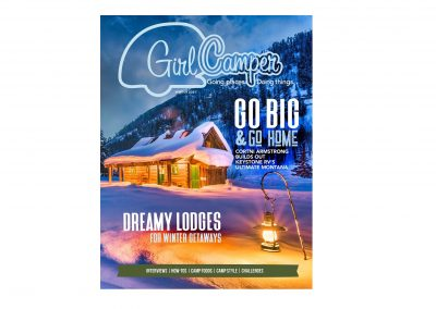 The Winter Edition of Girl Camper Magazine!