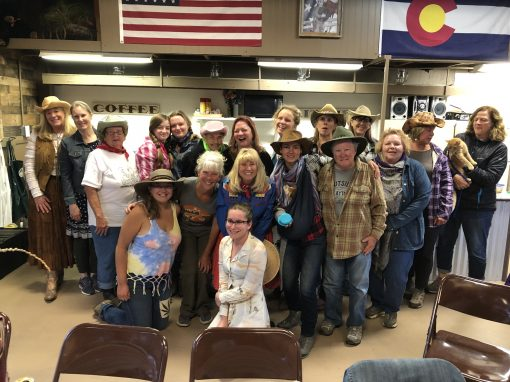 4th Annual Girl Camper Cowgirl Roundup