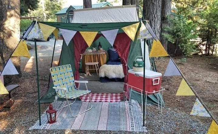 Tent Plus Trailer – Combo Style