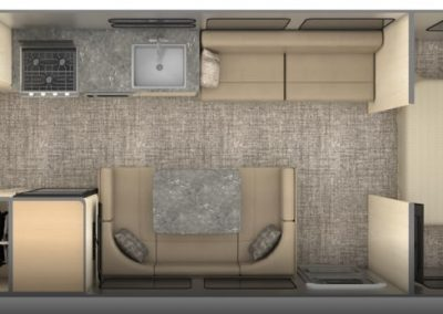 The Airstream with an Office