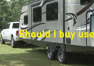 Buying a Used RV – Pro Tips Before You Buy