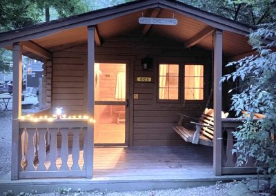 Mix it Up & Rent a Cabin!