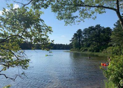 Sandy Pond Campground – Massachusetts
