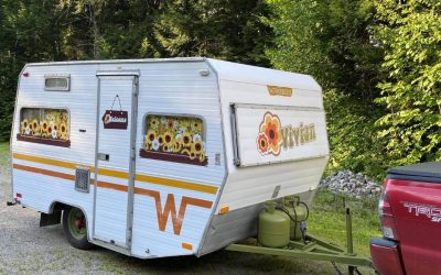 Meet Vivian the Winnebago!