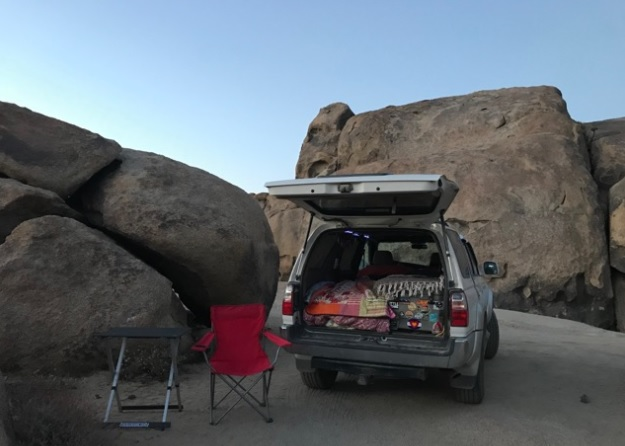 Podcast: Car Camping with Vicki Hill