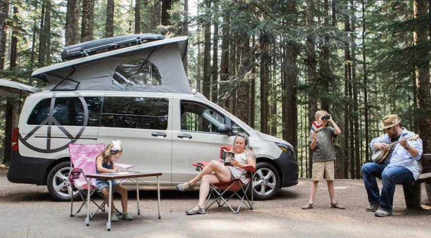 5 Reasons Why Van Camping is the Best