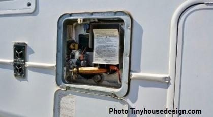 RV Water Heater Basics
