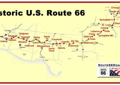 Plan Now to Get Your Kicks on Route 66