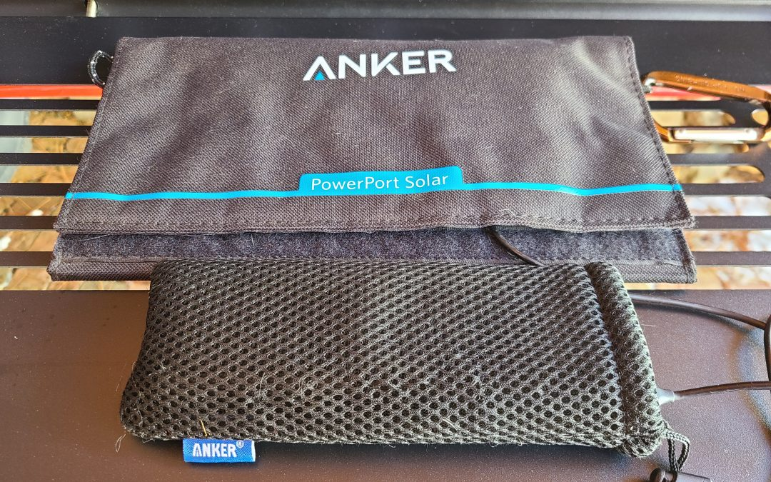 Anker Foldable Solar Panel – Useful and Durable!