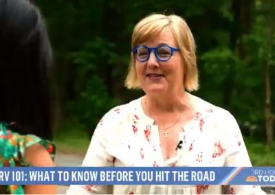 Founder, Janine Pettit, on the Today Show!