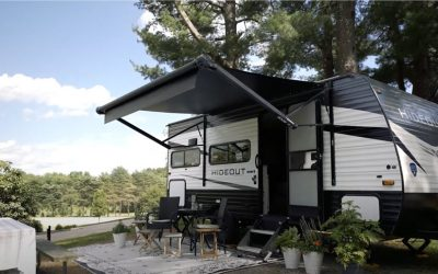 Pay for Your RV Now by Renting it on Outdoorsy