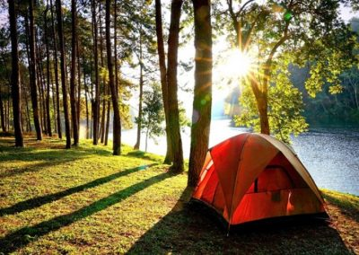 TOP TIPS FOR YOUR FIRST SOLO CAMPING TRIP | HOW TO CAMP ALONE