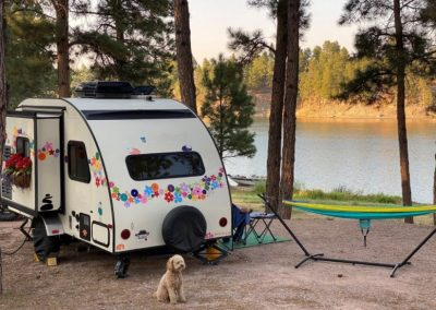 The Wyoming State Park Campground the Locals Don't Want You to Know About