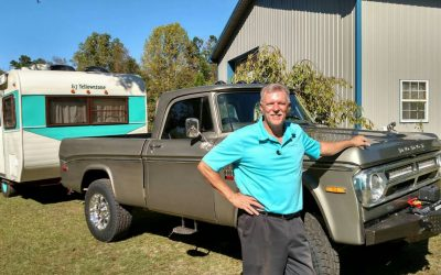 RV Batteries 101 – with Mark Polk