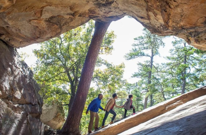 Robbers Cave State Park – Southeast Oklahoma