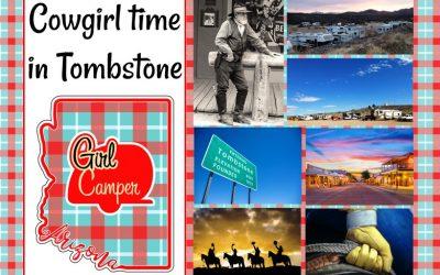 Cowgirl Time in Tombstone Arizona!